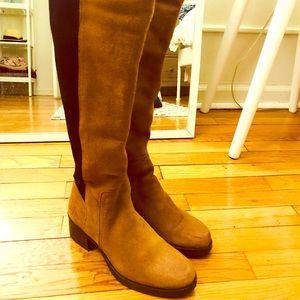Winter tan Boots.